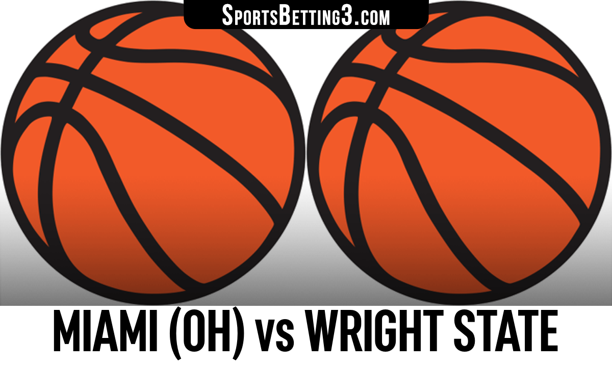 Miami (OH) vs Wright State Betting Odds