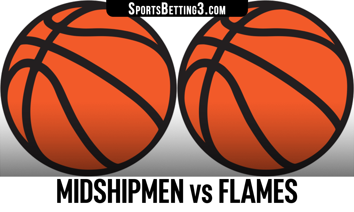 Midshipmen vs Flames Betting Odds
