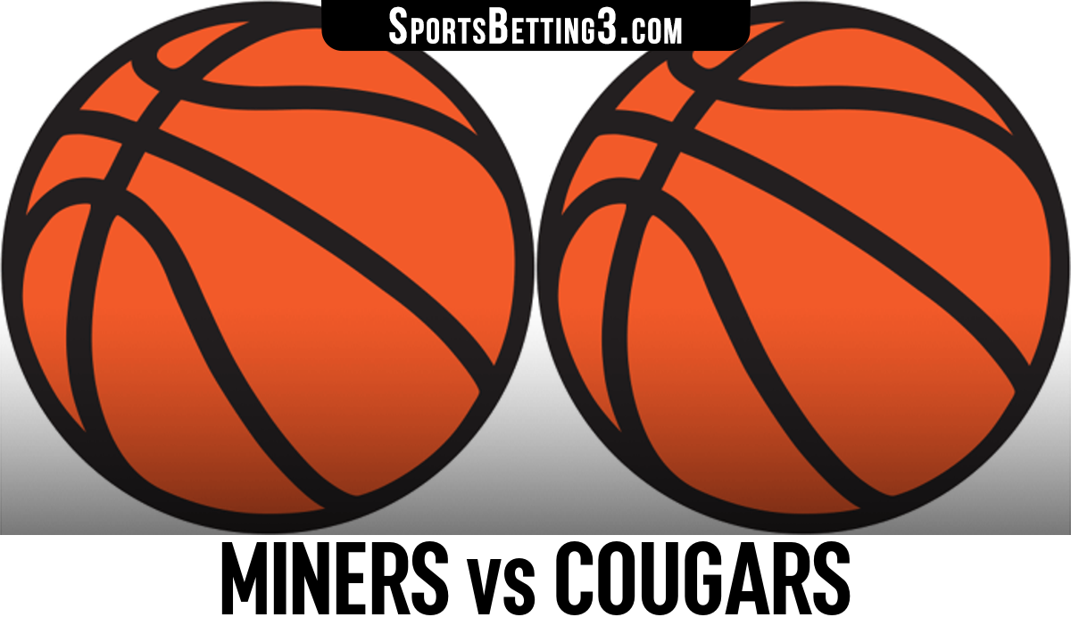 Miners vs Cougars Betting Odds