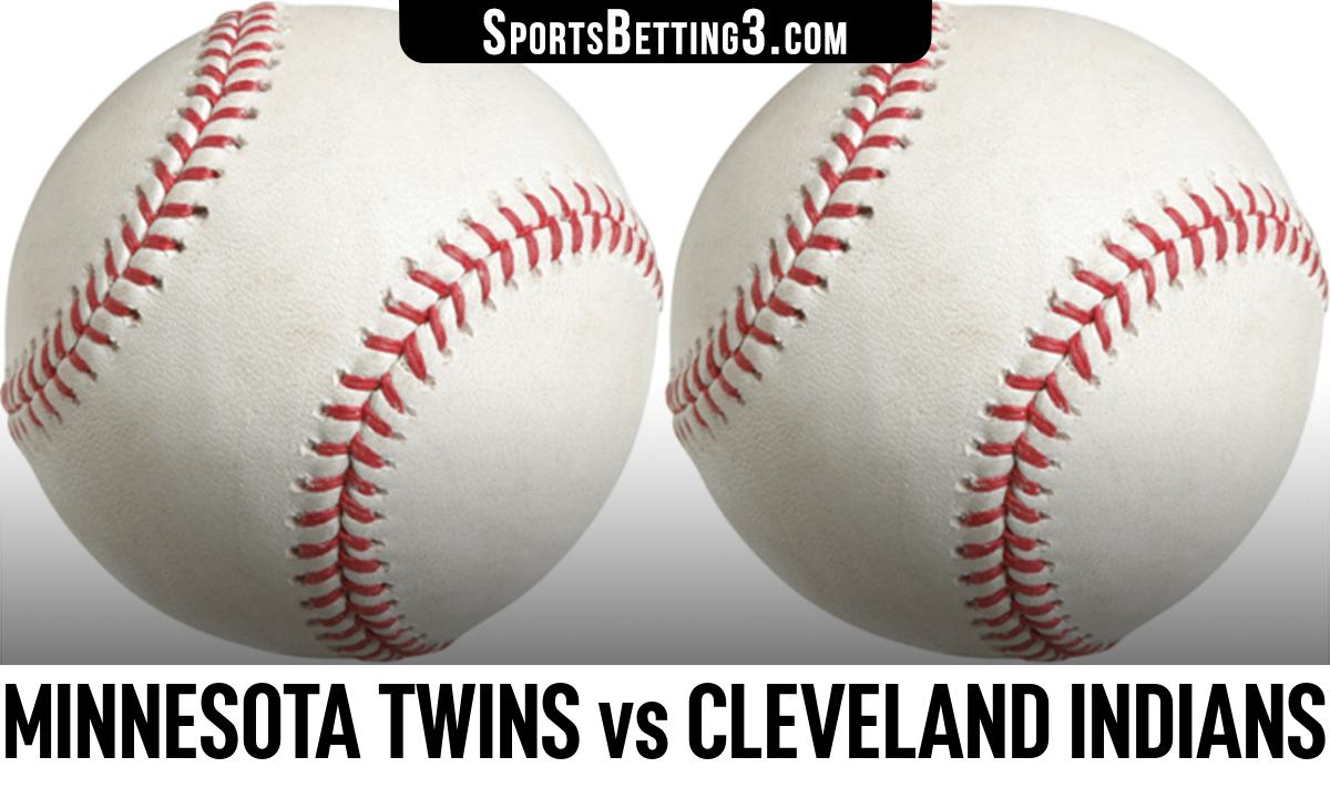 Minnesota Twins vs Cleveland Indians Betting Odds