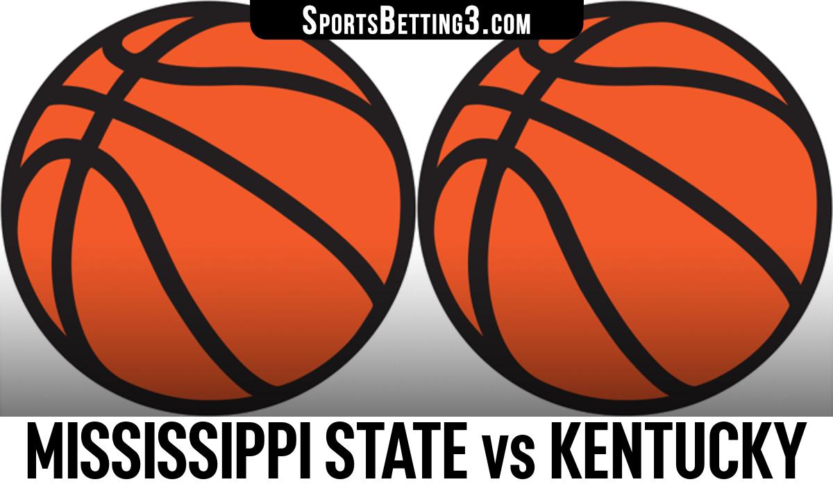 Mississippi State vs Kentucky Betting Odds