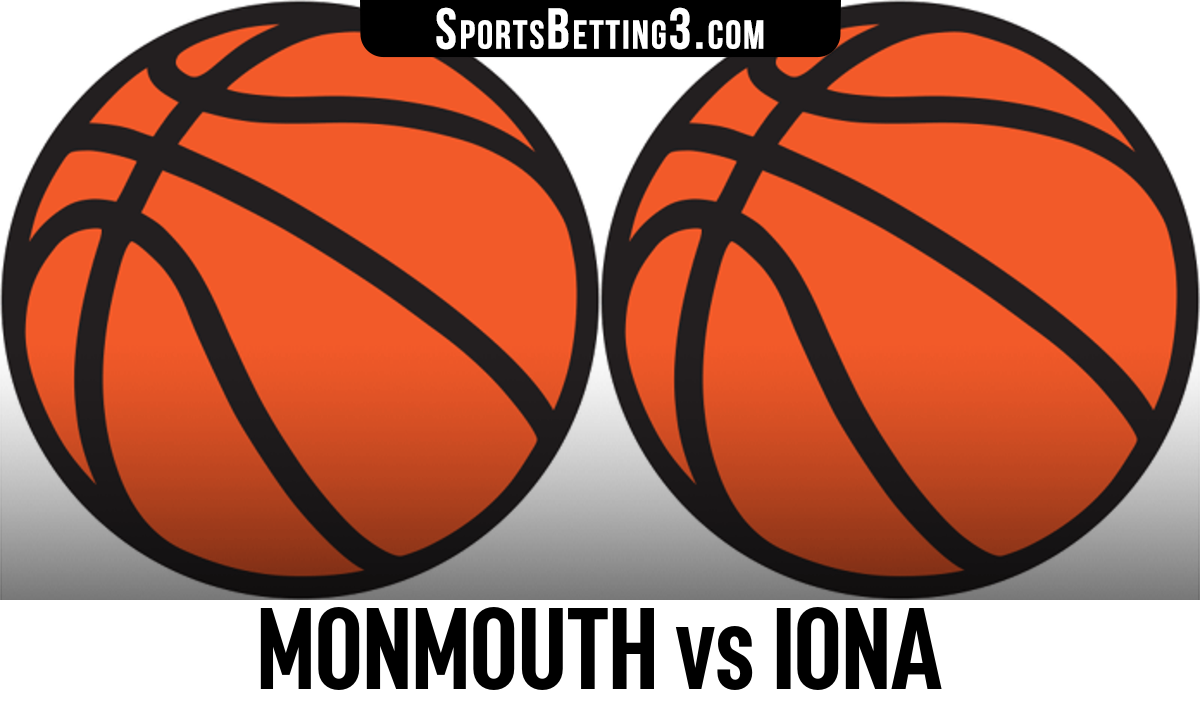 Monmouth vs Iona Betting Odds
