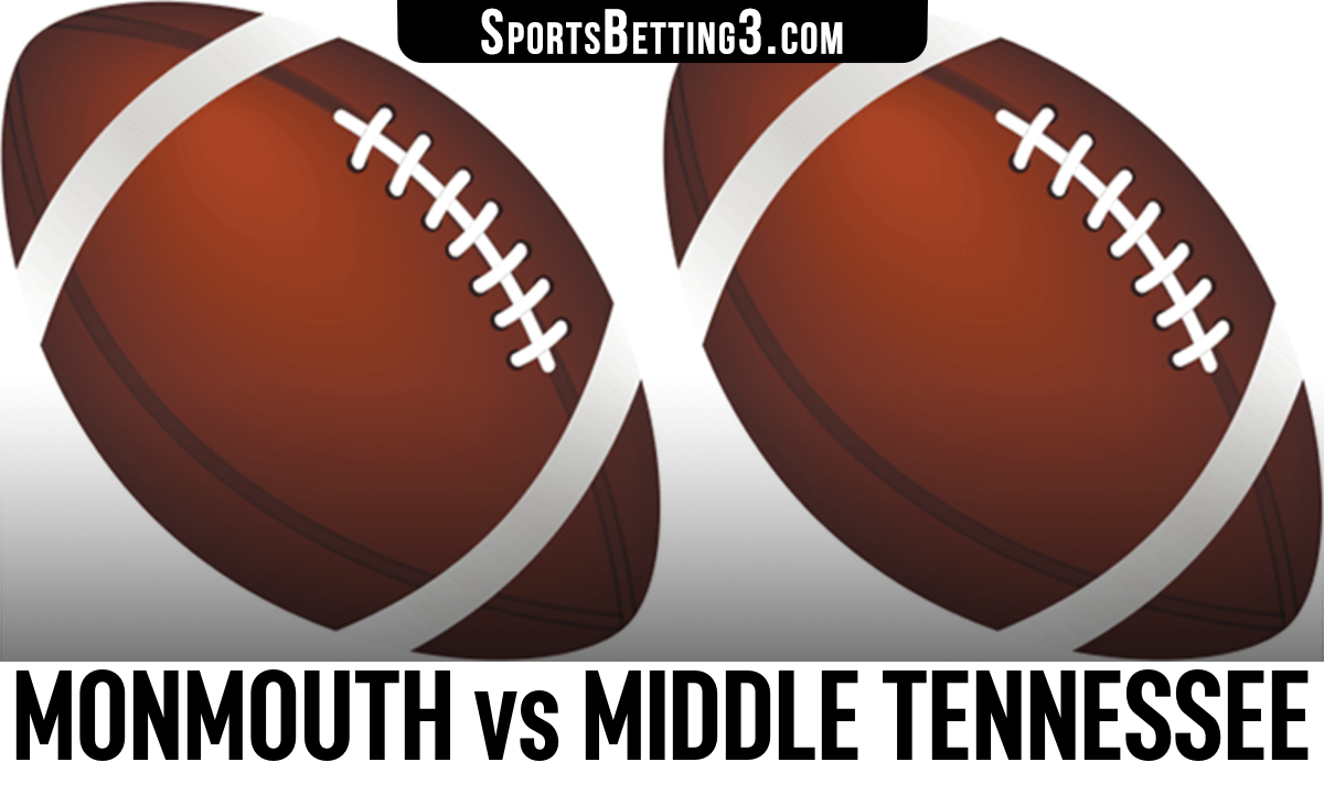 Monmouth vs Middle Tennessee Betting Odds