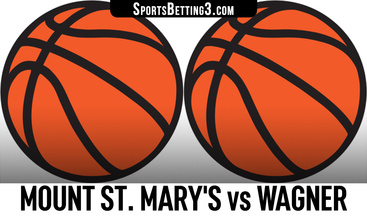 Mount St. Mary's vs Wagner Betting Odds