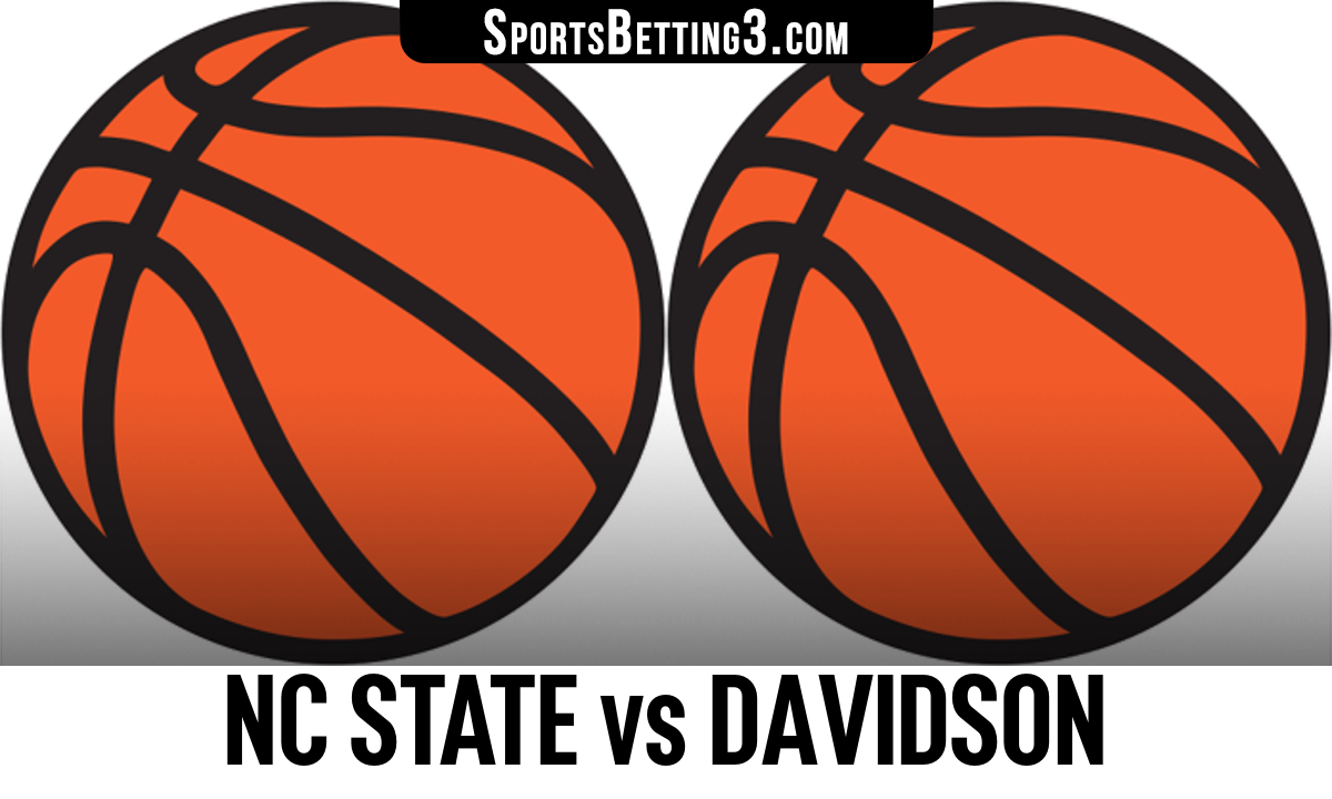 NC State vs Davidson Betting Odds