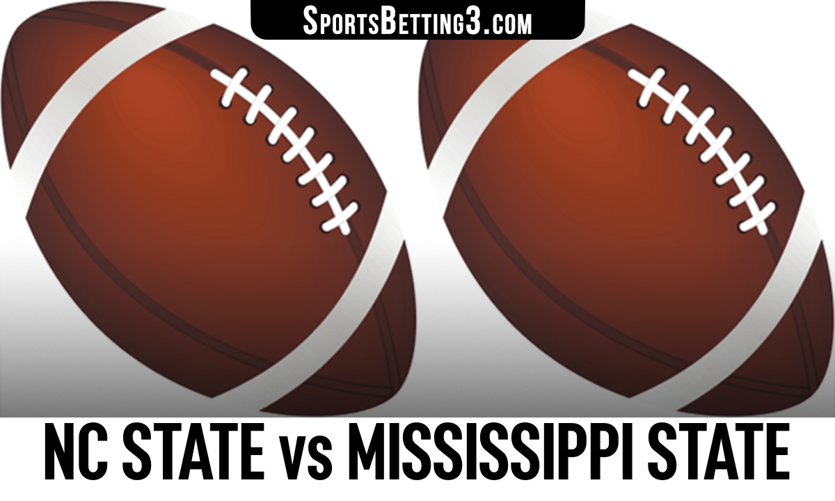 NC State vs Mississippi State Betting Odds