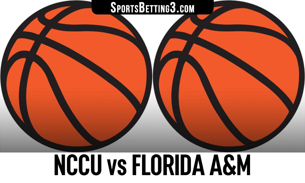 NCCU vs Florida A&M Betting Odds
