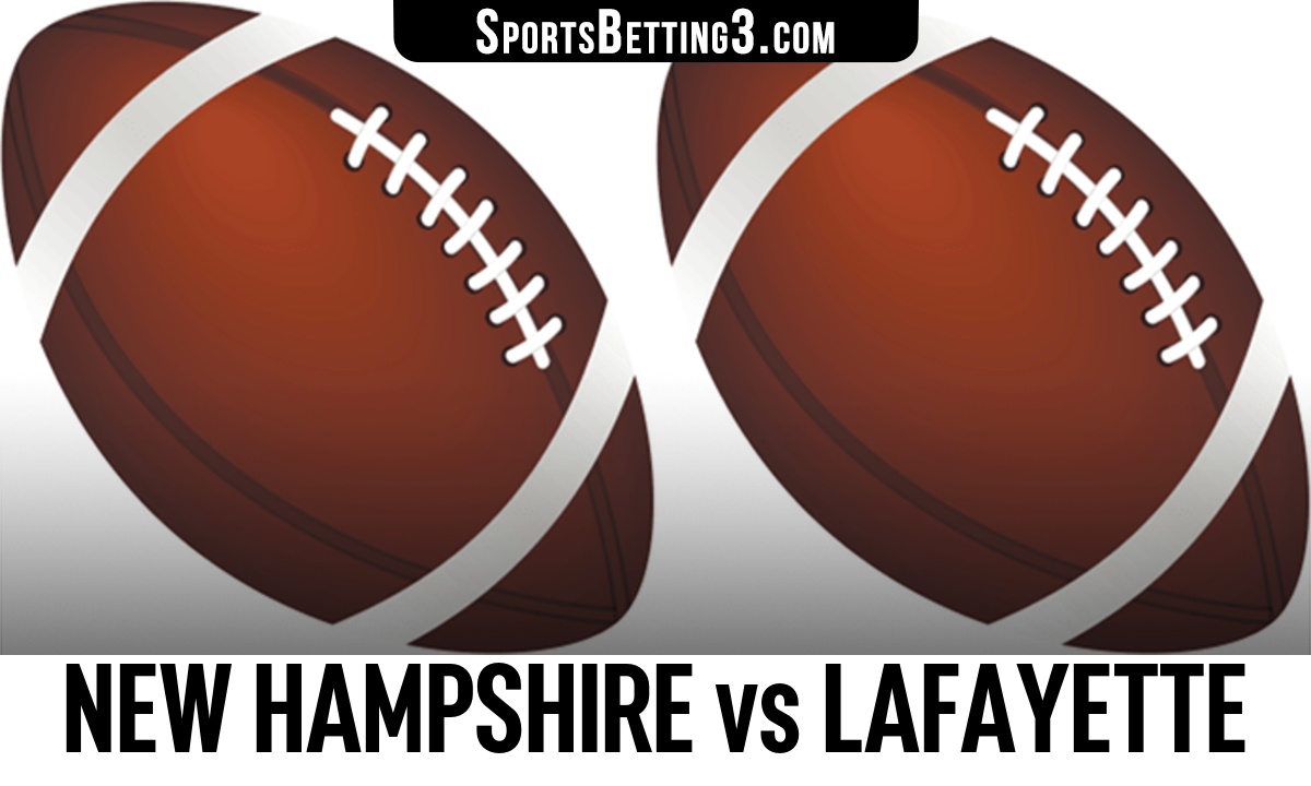 New Hampshire vs Lafayette Betting Odds