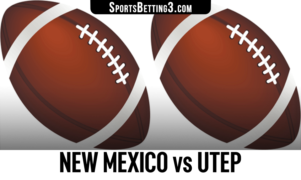 New Mexico vs UTEP Betting Odds