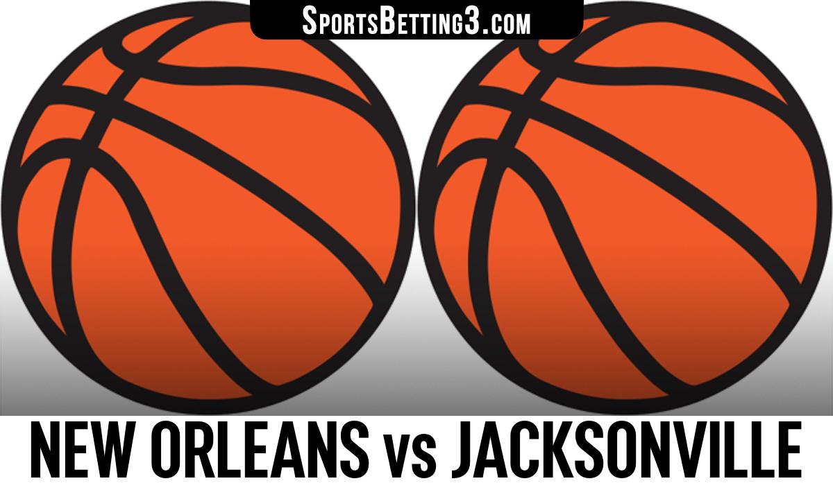 New Orleans vs Jacksonville Betting Odds