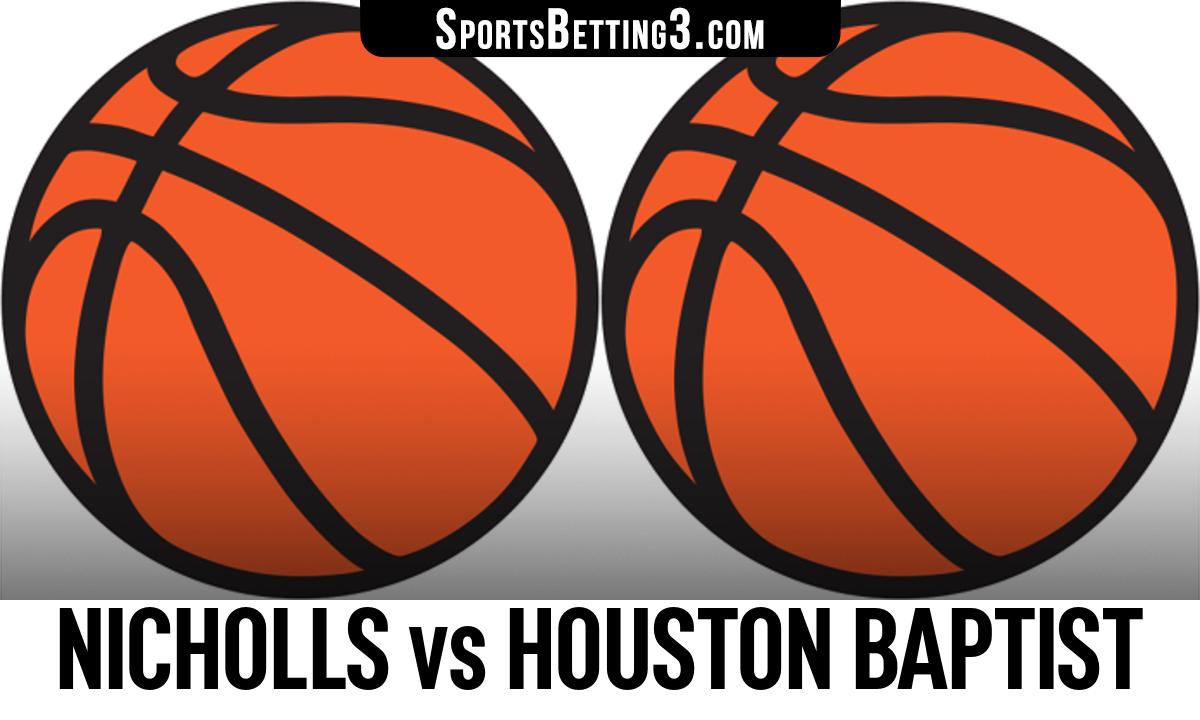 Nicholls vs Houston Baptist Betting Odds