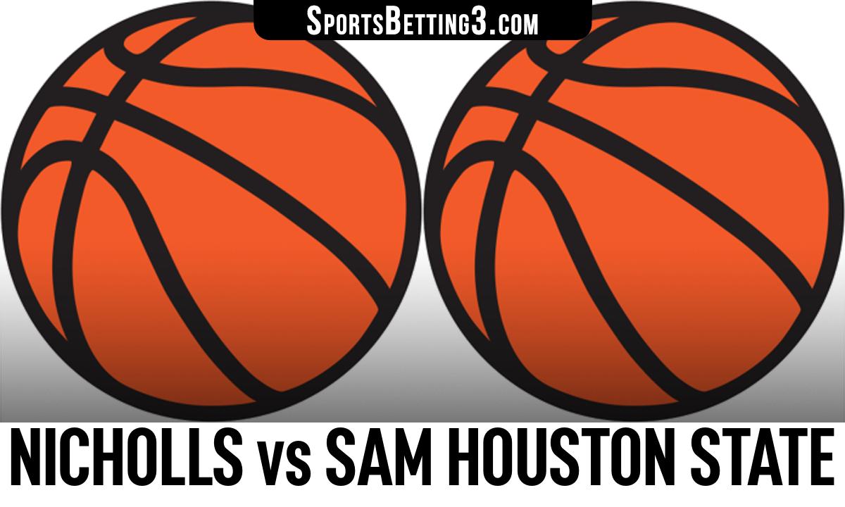 Nicholls vs Sam Houston State Betting Odds
