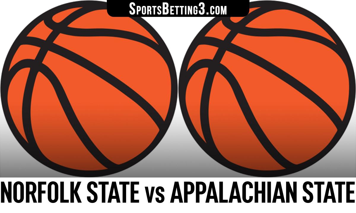 Norfolk State vs Appalachian State Betting Odds