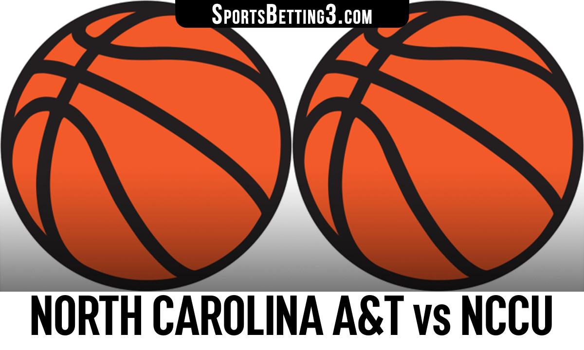 North Carolina A&T vs NCCU Betting Odds