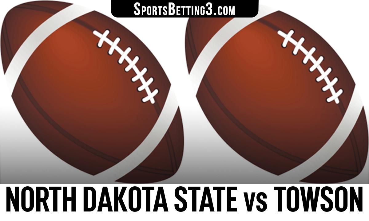 North Dakota State vs Towson Betting Odds