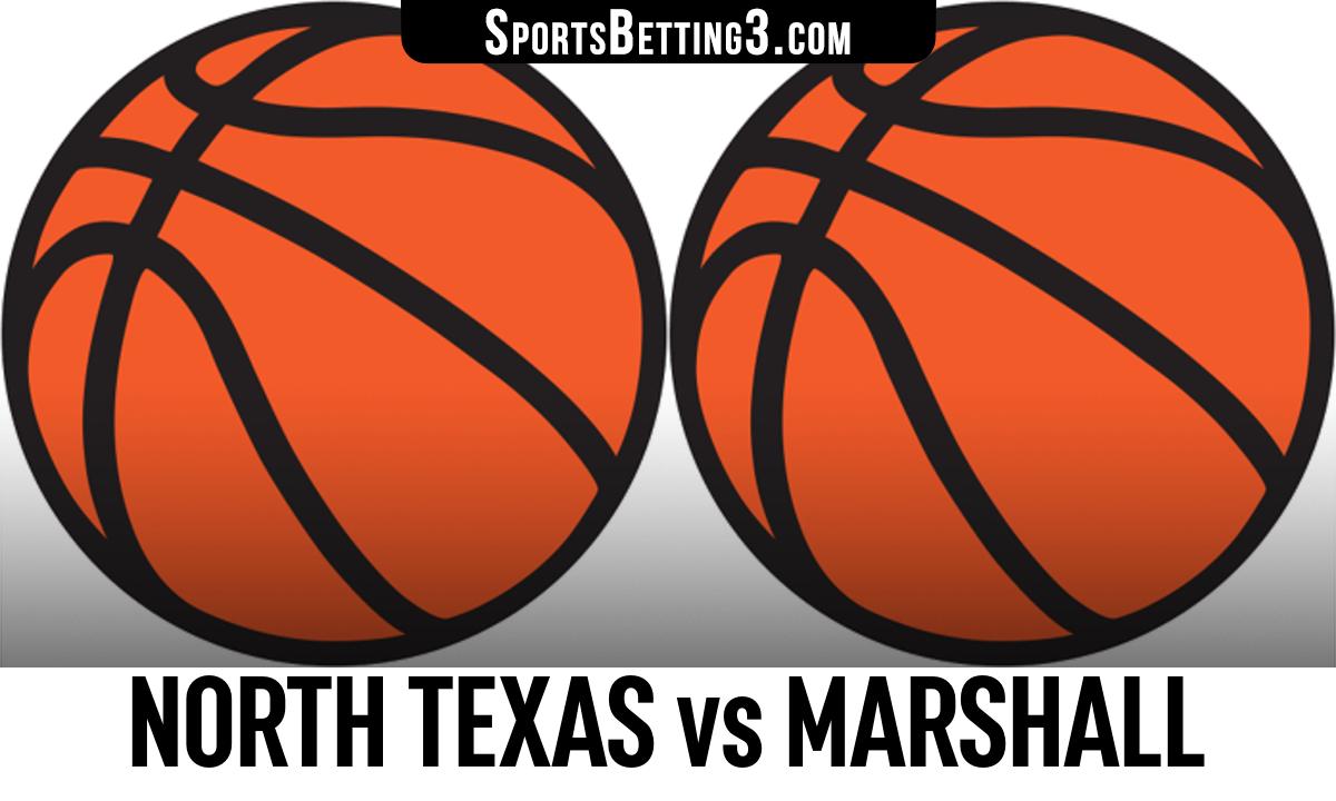 North Texas vs Marshall Betting Odds