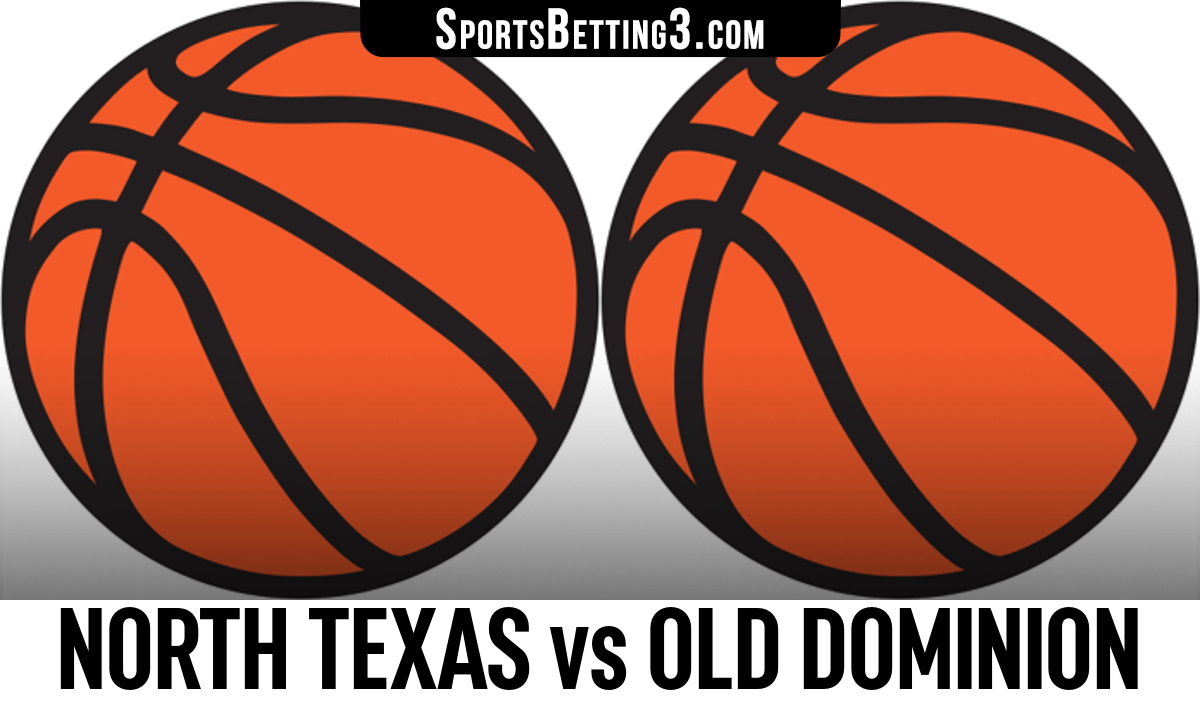 North Texas vs Old Dominion Betting Odds