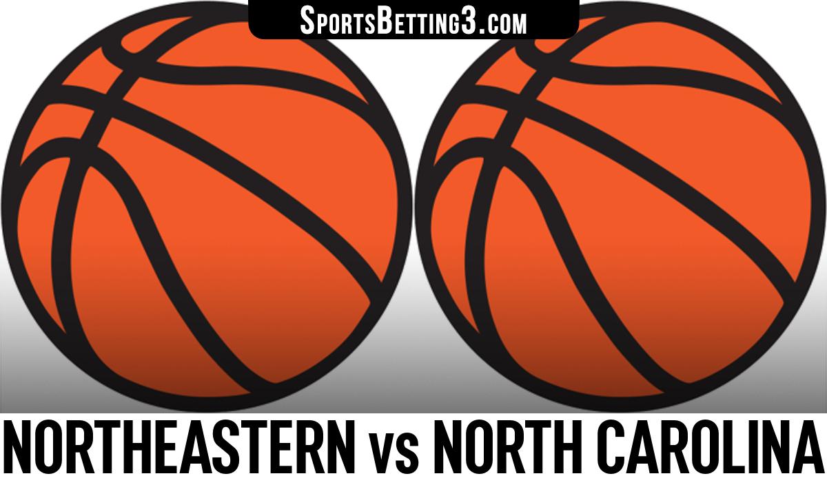 Northeastern vs North Carolina Betting Odds