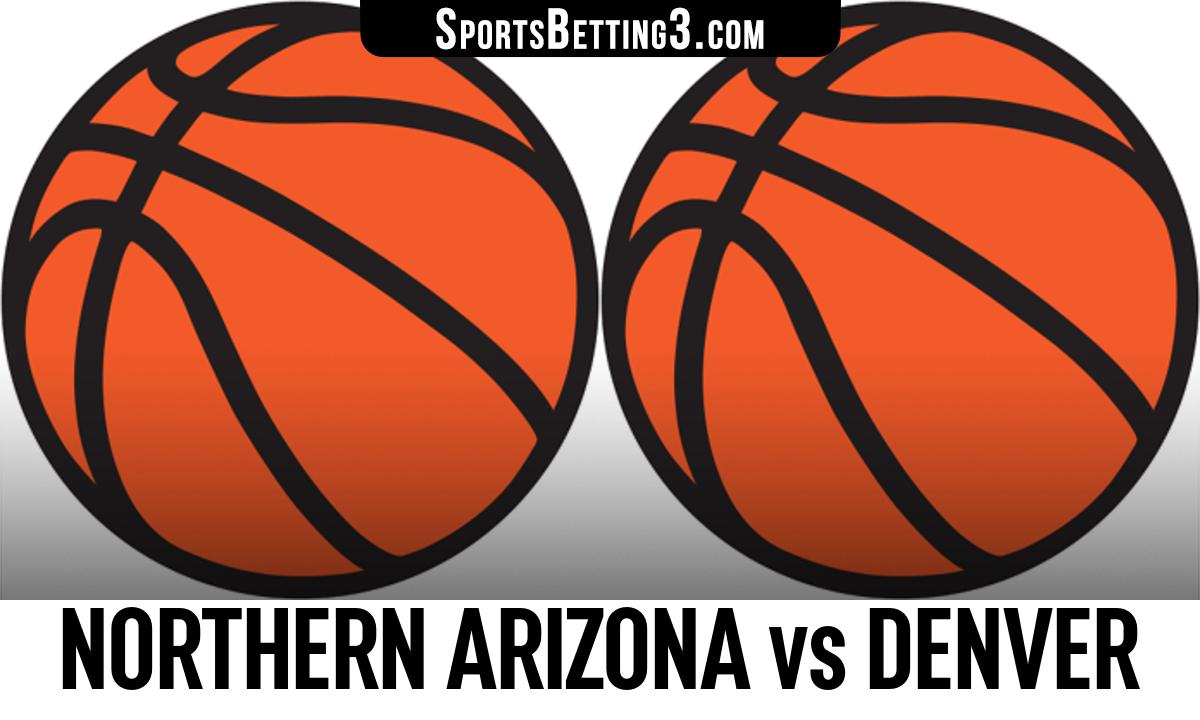 Northern Arizona vs Denver Betting Odds
