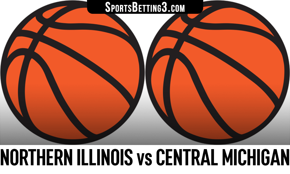 Northern Illinois vs Central Michigan Betting Odds