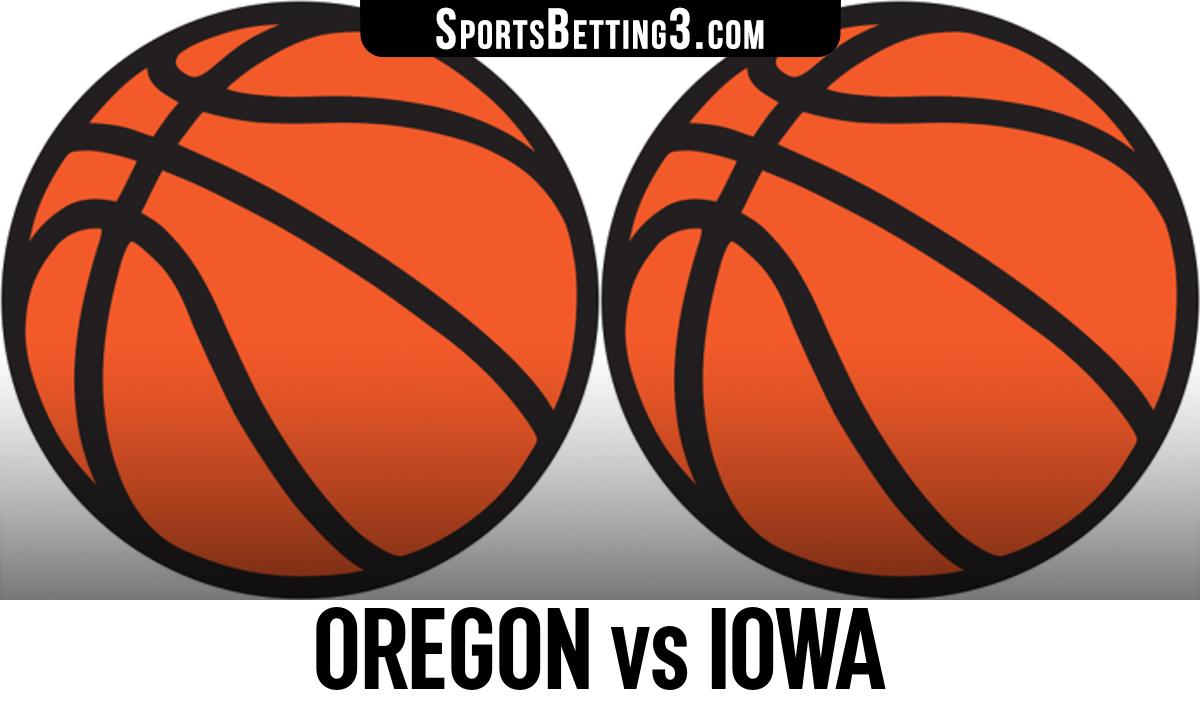 Oregon vs Iowa Betting Odds