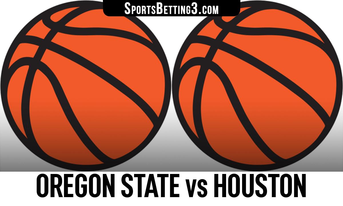 Oregon State vs Houston Betting Odds