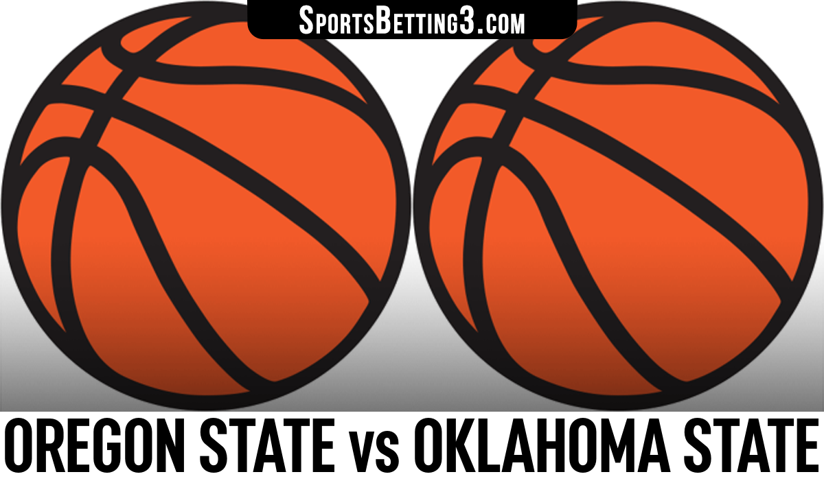 Oregon State vs Oklahoma State Betting Odds