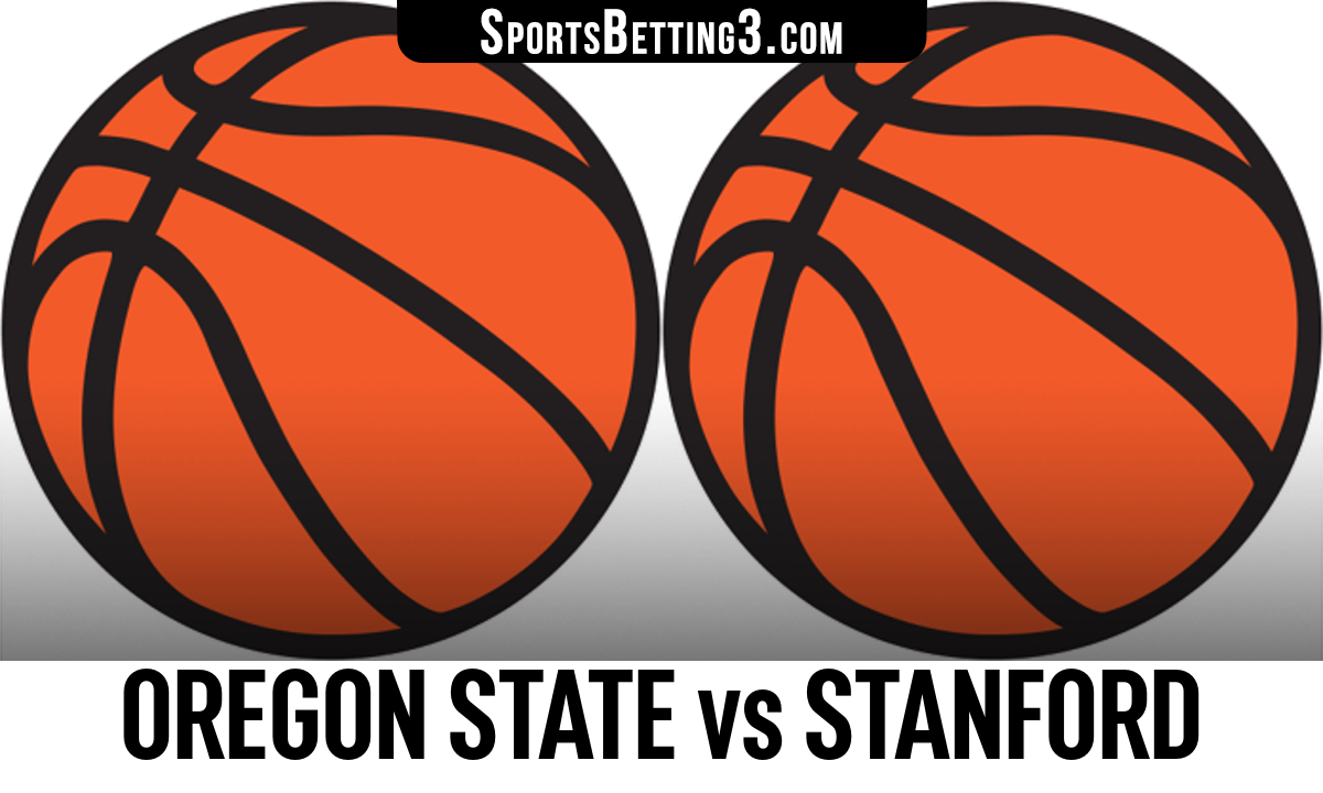 Oregon State vs Stanford Betting Odds