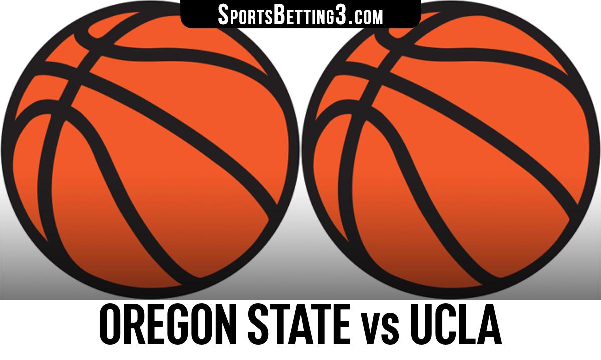 Oregon State vs UCLA Betting Odds