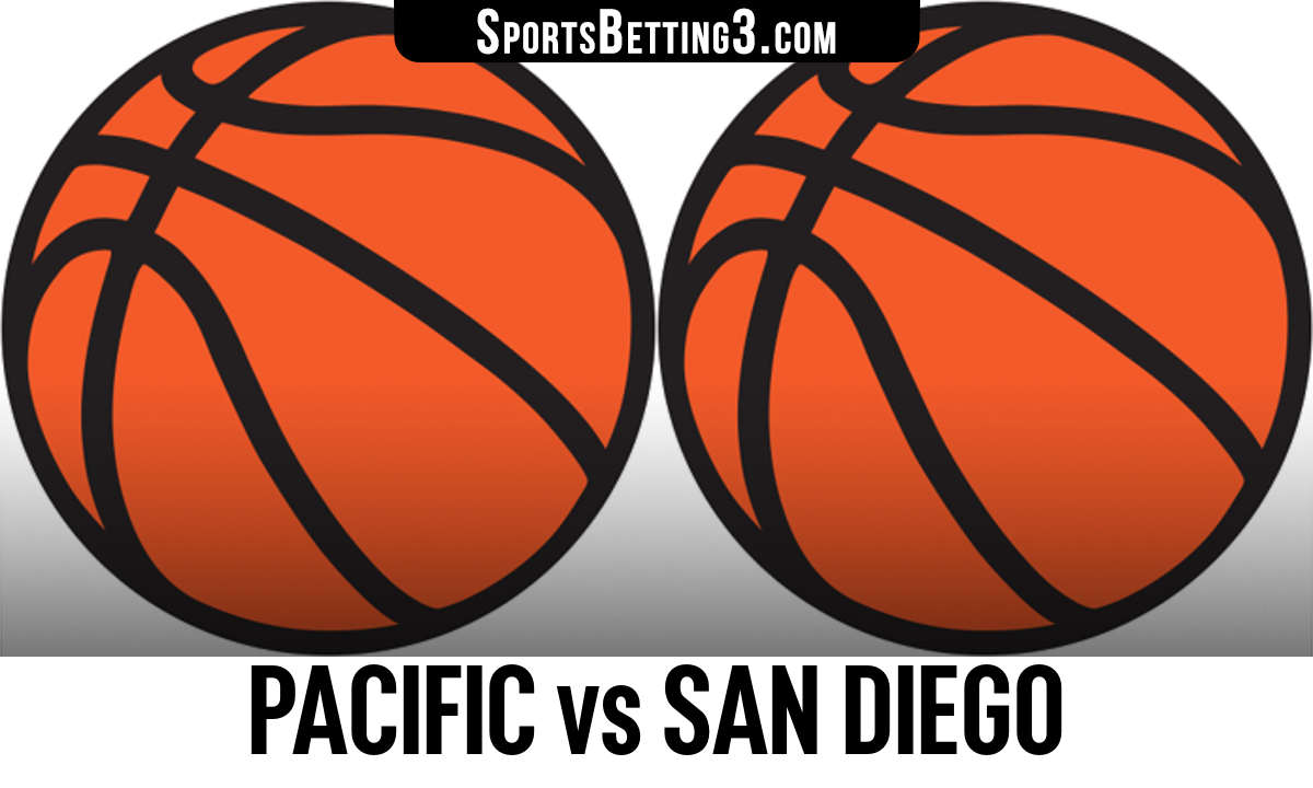 Pacific vs San Diego Betting Odds