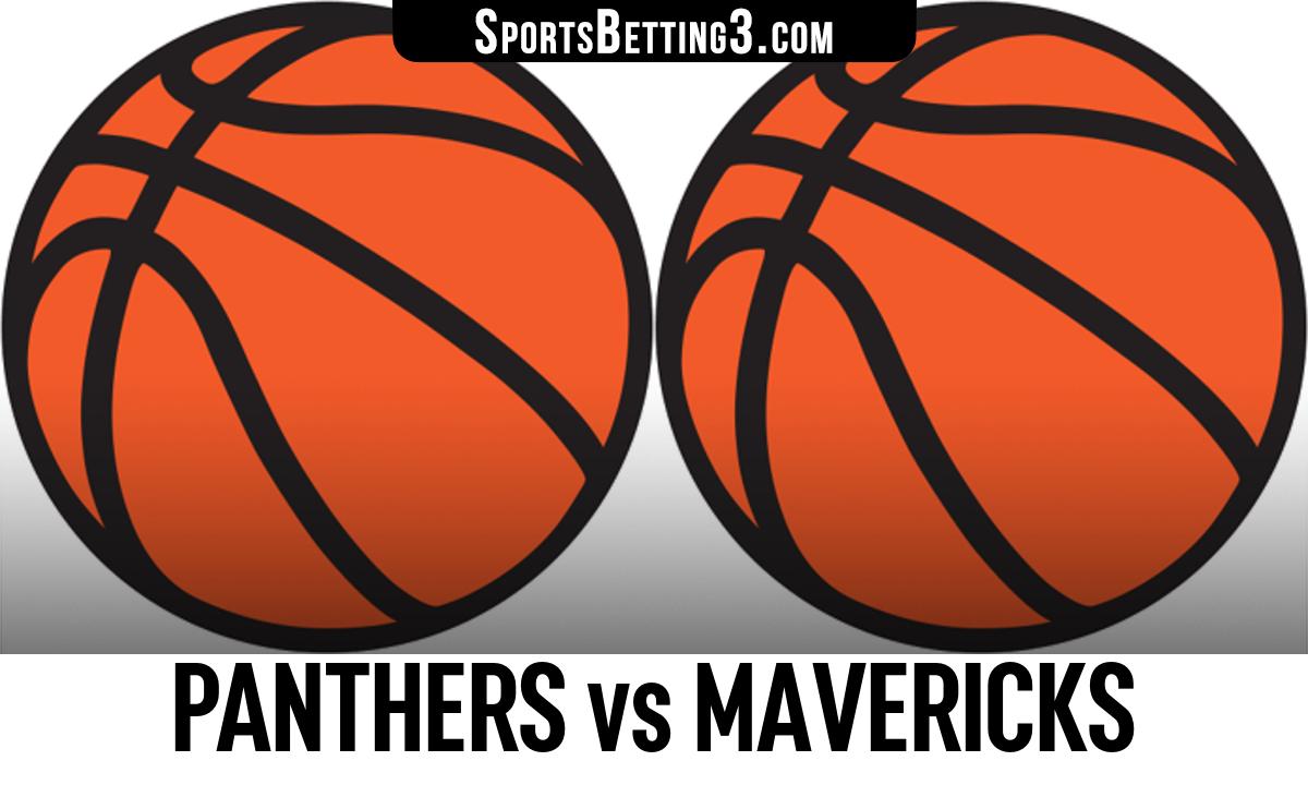 Panthers vs Mavericks Betting Odds