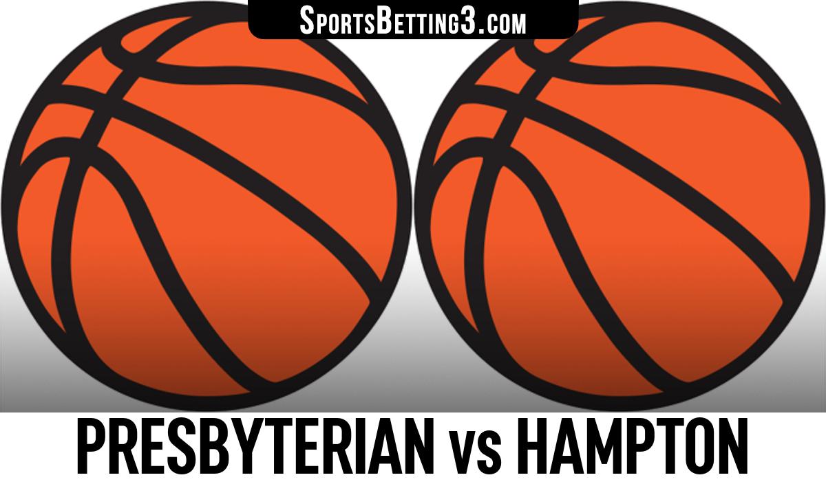 Presbyterian vs Hampton Betting Odds