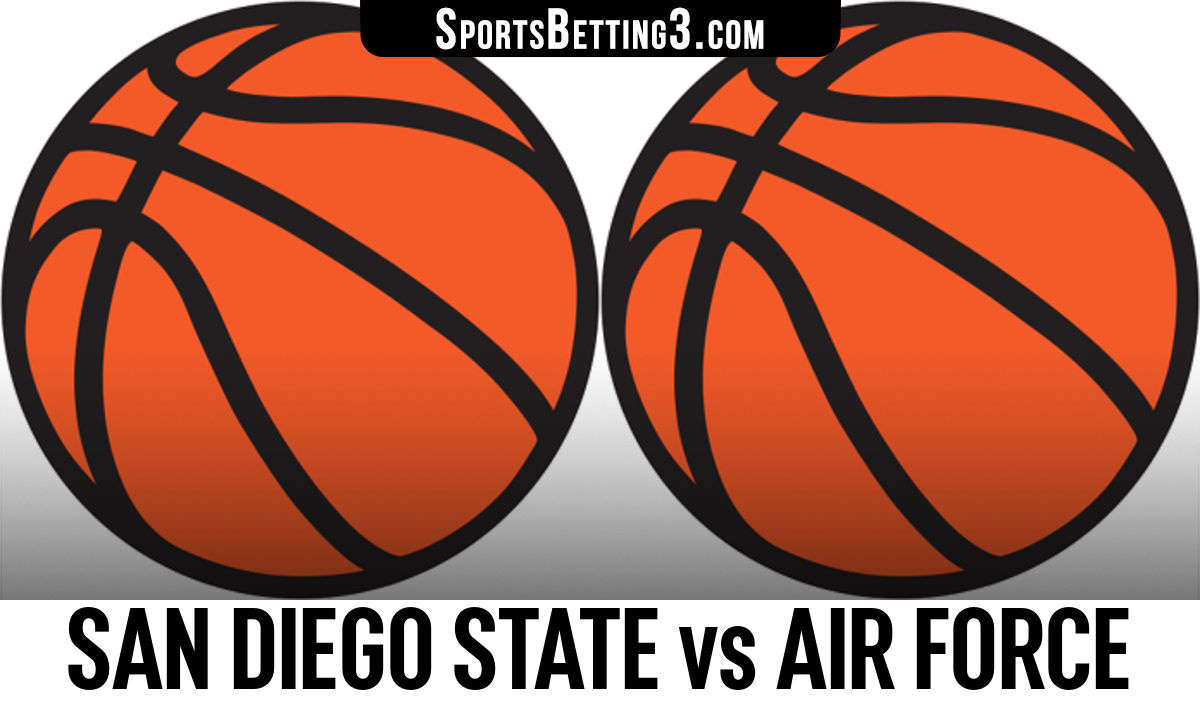 San Diego State vs Air Force Betting Odds