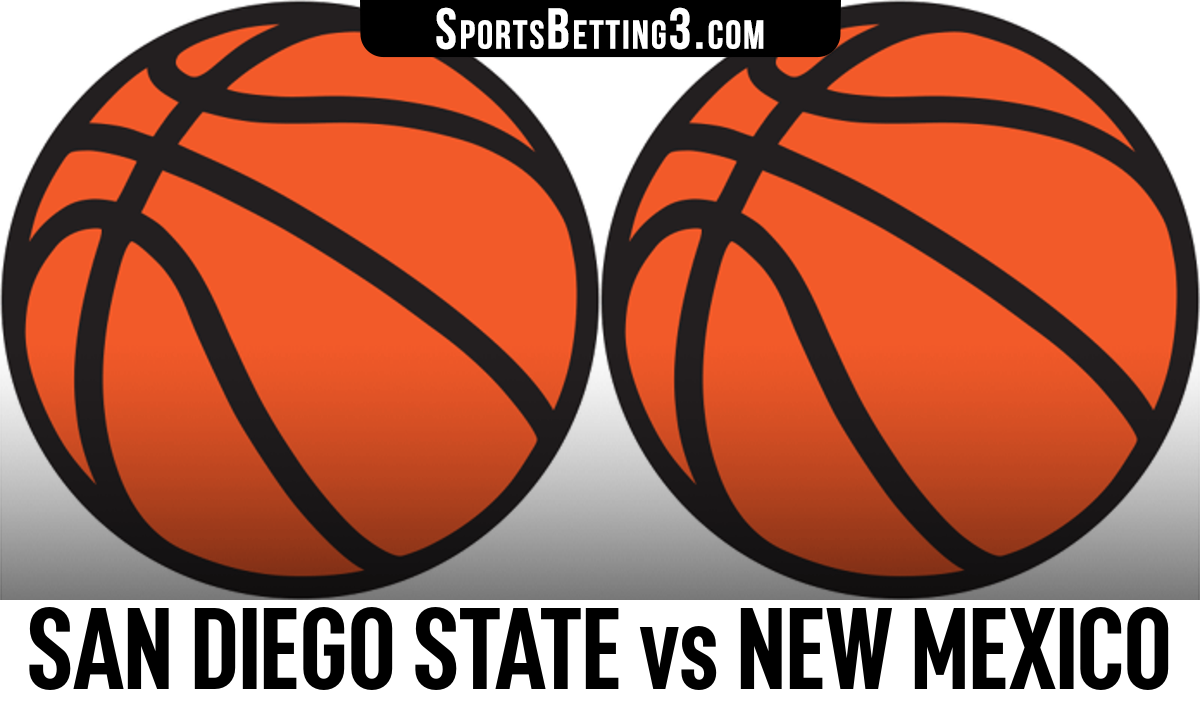 San Diego State vs New Mexico Betting Odds
