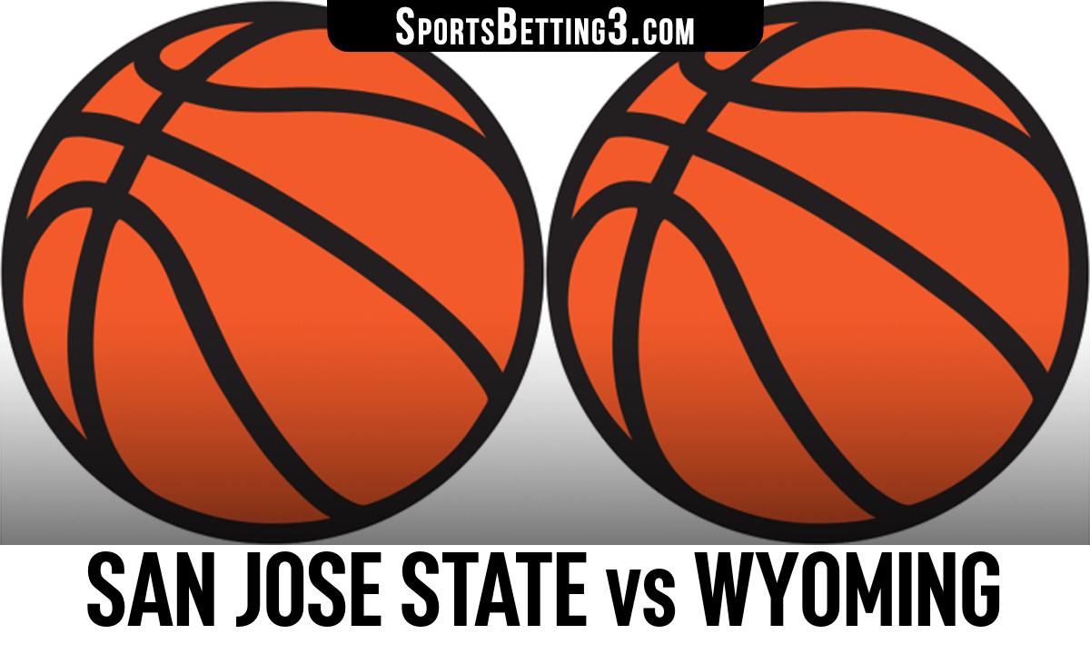 San Jose State vs Wyoming Betting Odds