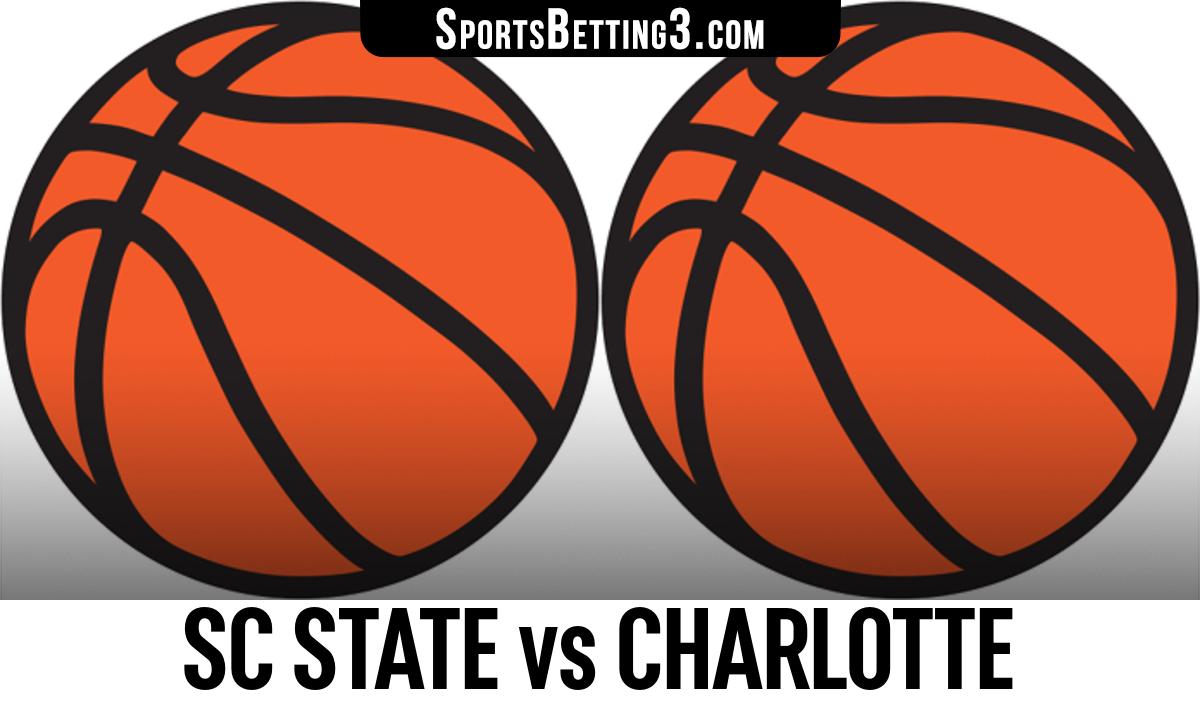 SC State vs Charlotte Betting Odds