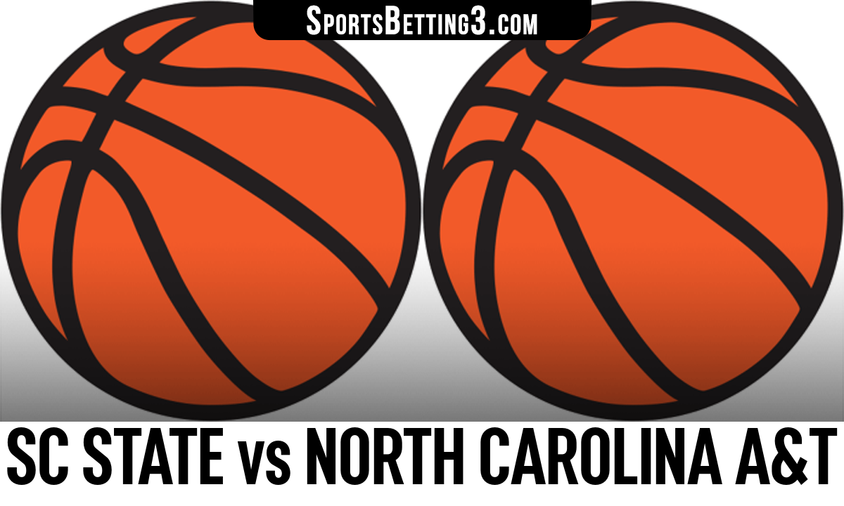 SC State vs North Carolina A&T Betting Odds