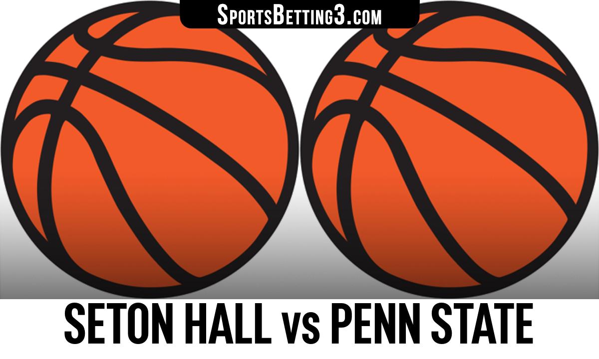 Seton Hall vs Penn State Betting Odds