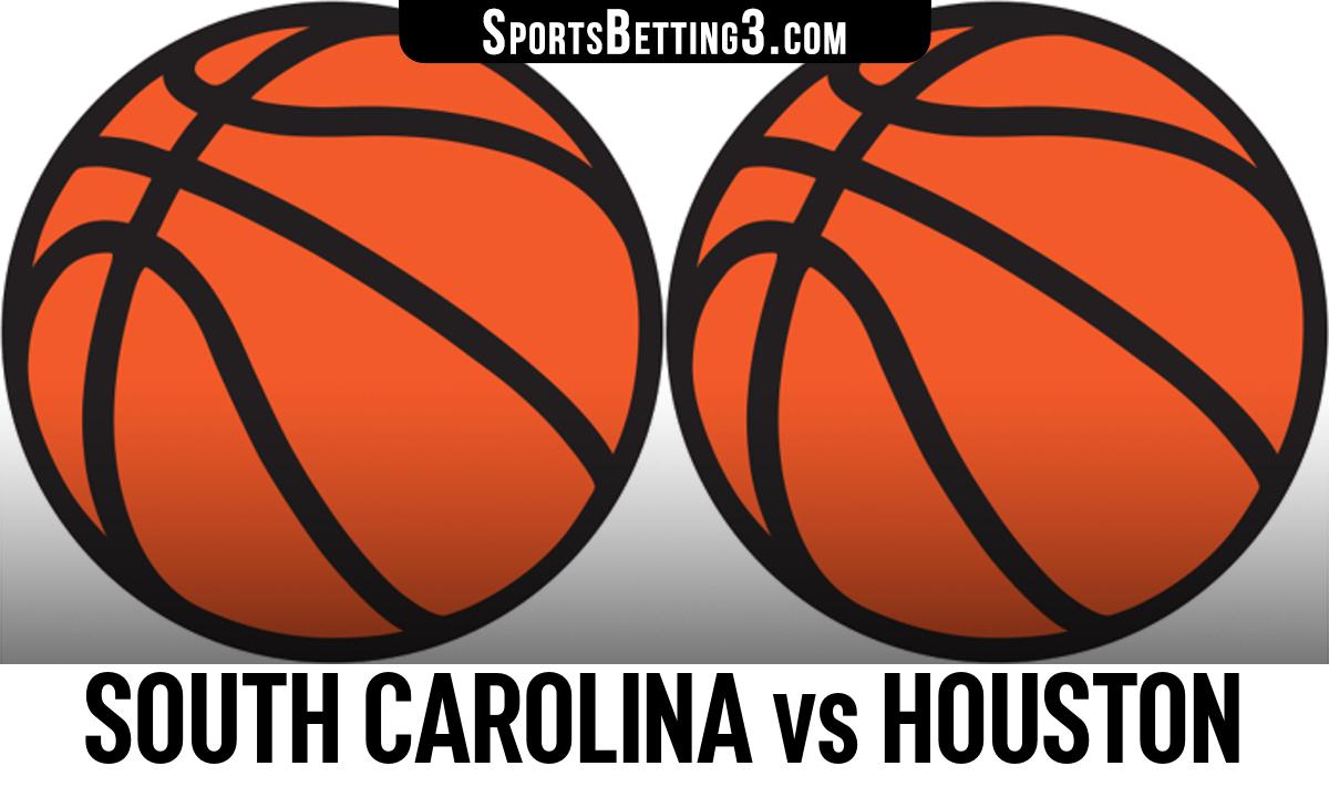 South Carolina vs Houston Betting Odds