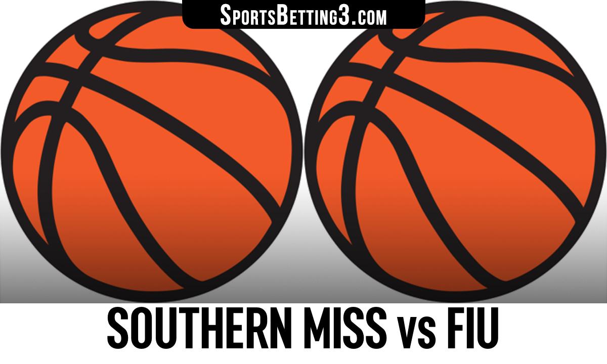 Southern Miss vs FIU Betting Odds