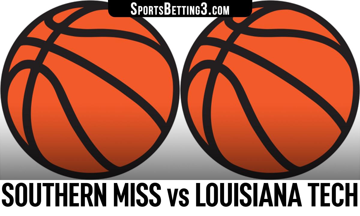 Southern Miss vs Louisiana Tech Betting Odds