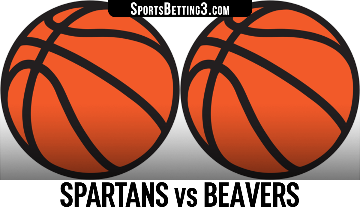 Spartans vs Beavers Betting Odds