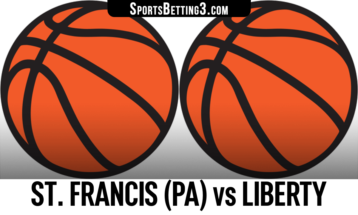 St. Francis (PA) vs Liberty Betting Odds