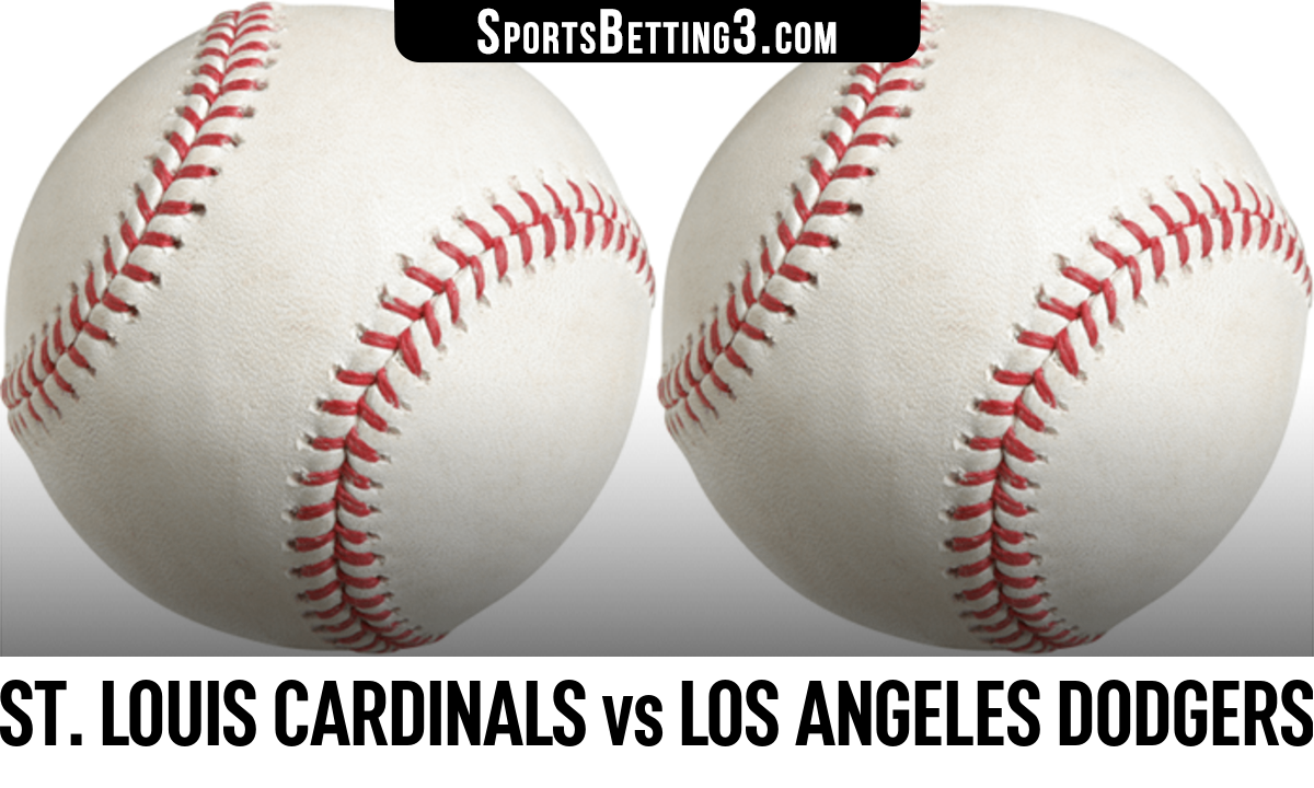 St. Louis Cardinals vs Los Angeles Dodgers Betting Odds
