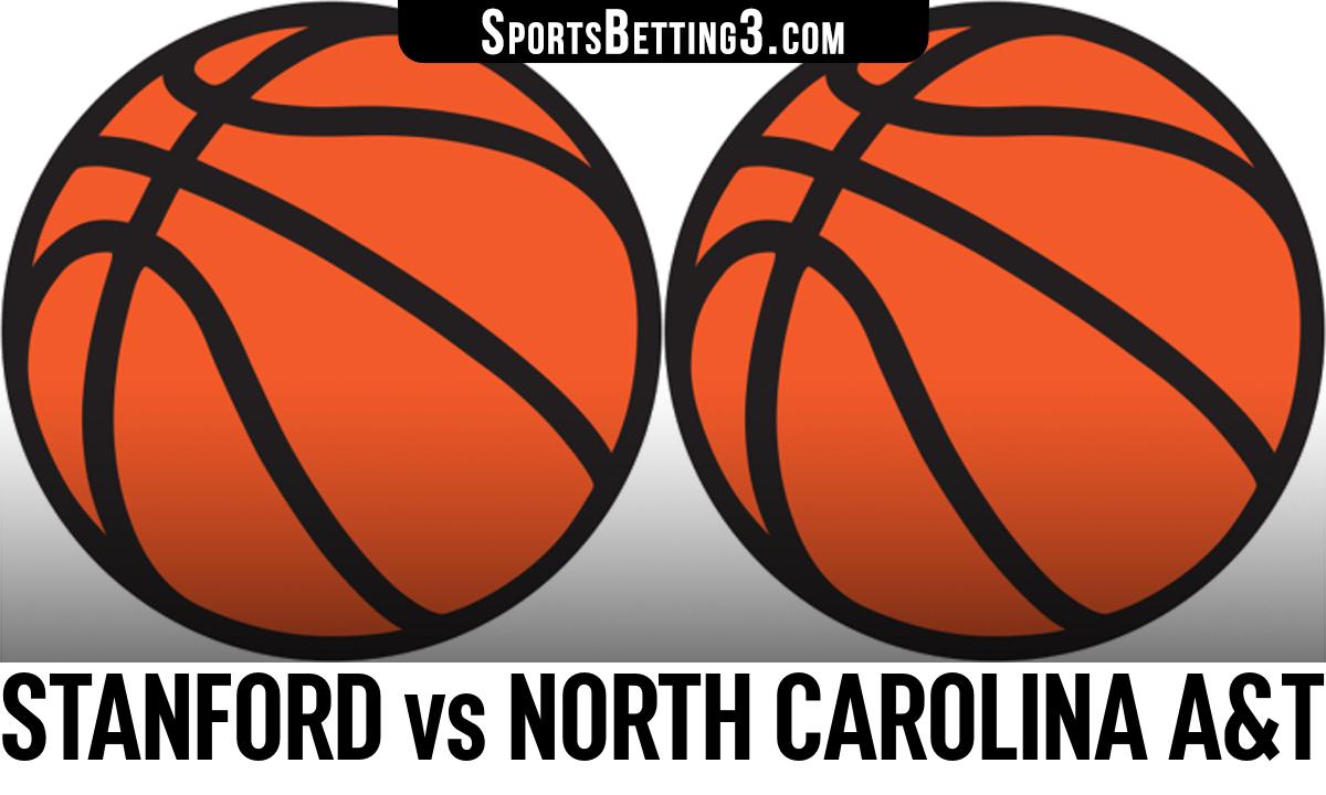 Stanford vs North Carolina A&T Betting Odds