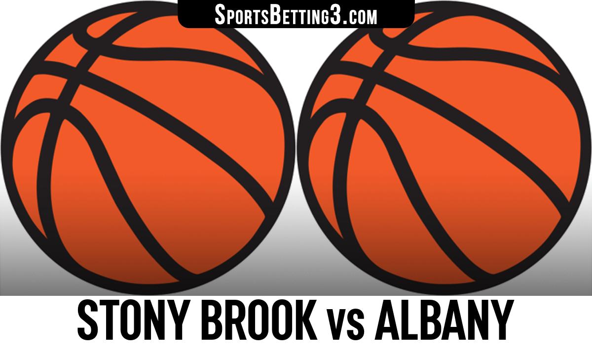 Stony Brook vs Albany Betting Odds