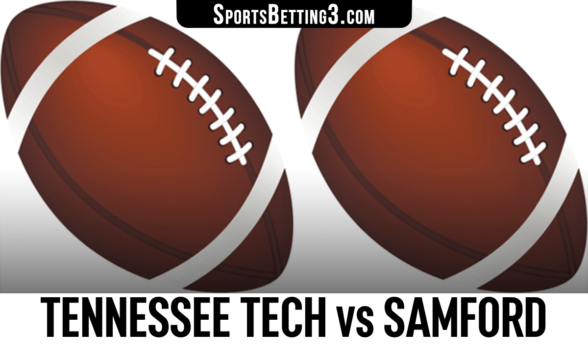 Tennessee Tech vs Samford Betting Odds