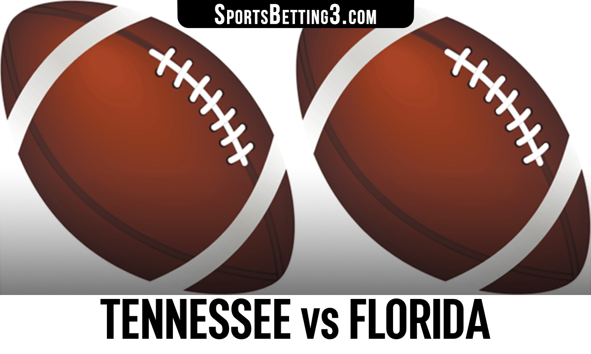 Tennessee vs Florida Betting Odds