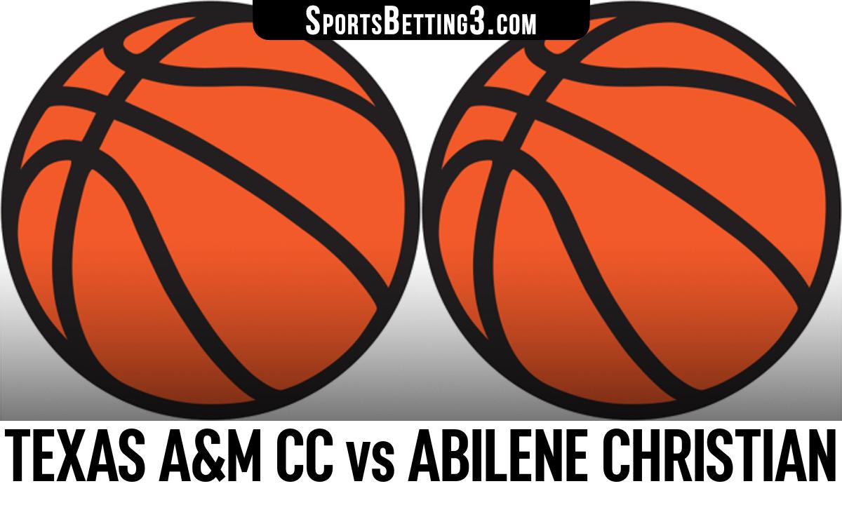 Texas A&M CC vs Abilene Christian Betting Odds