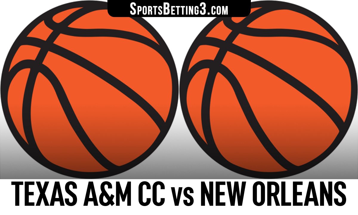 Texas A&M CC vs New Orleans Betting Odds